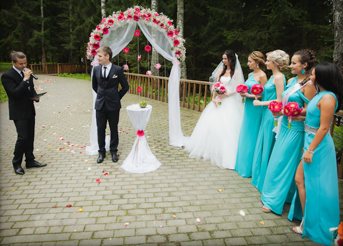 Фотограф на свадьбу(фото)